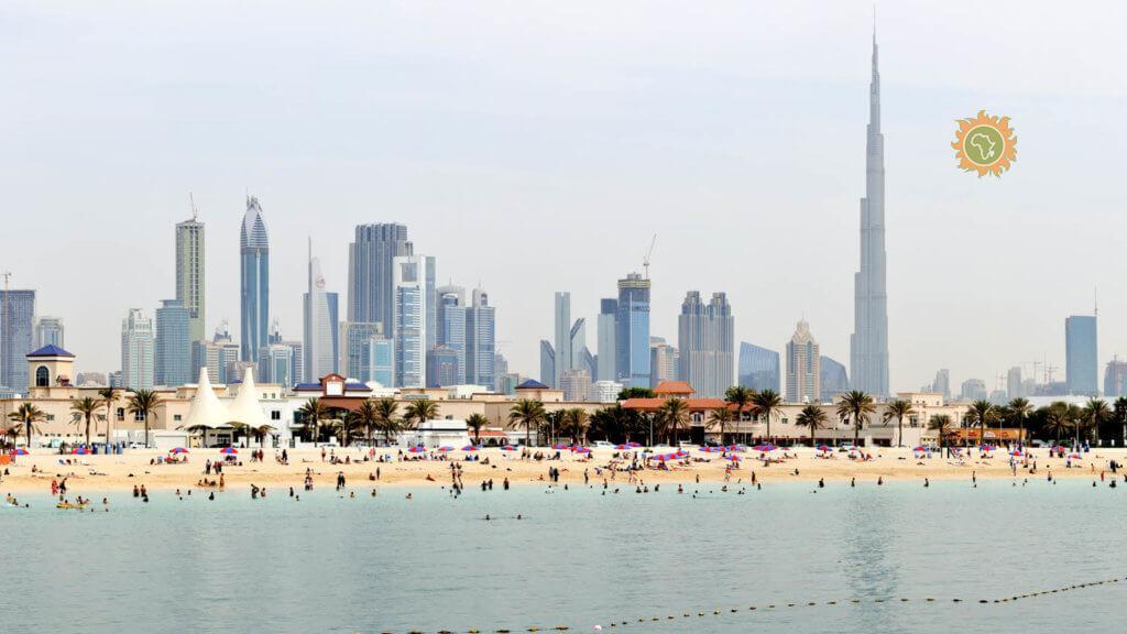 Sightseeing in Luxurious Dubai